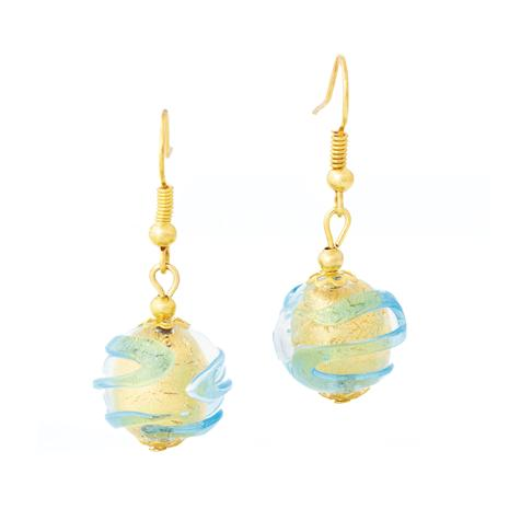 Murano Primavera  Earrings