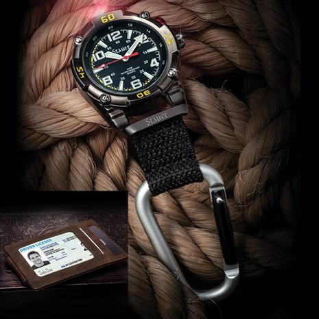 Go Time Watch PLUS Free Wallet
