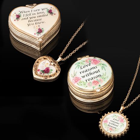 Shakespeare in Love Collection (Two Necklace & Box Sets)
