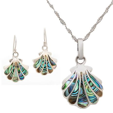 Abalone Scallop Shell Collection