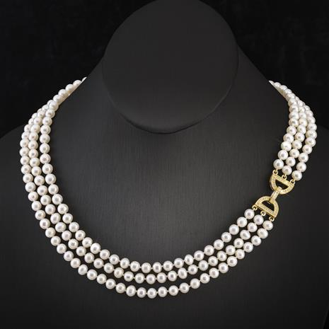 First Lady Pearl Necklace