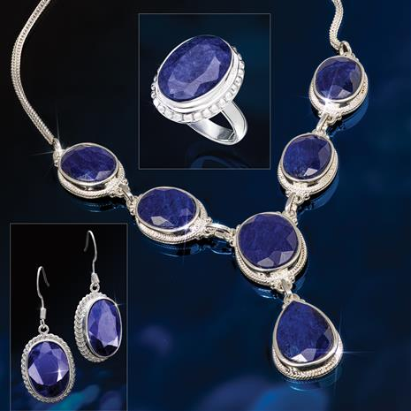 Bengal Blues Sapphire Collection