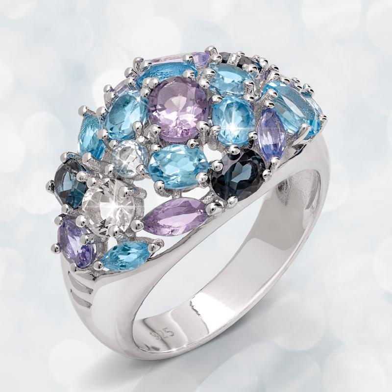 First Class Gemstone Ring (4 ctw)