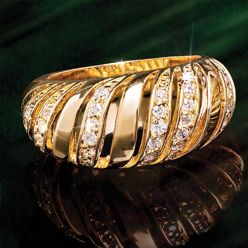 A-List Cage Ring