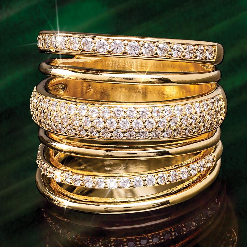 A-List Stack Ring