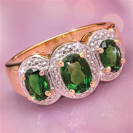 Green Dream Ring