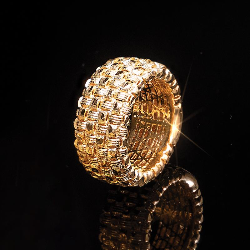 Scolpito Ring