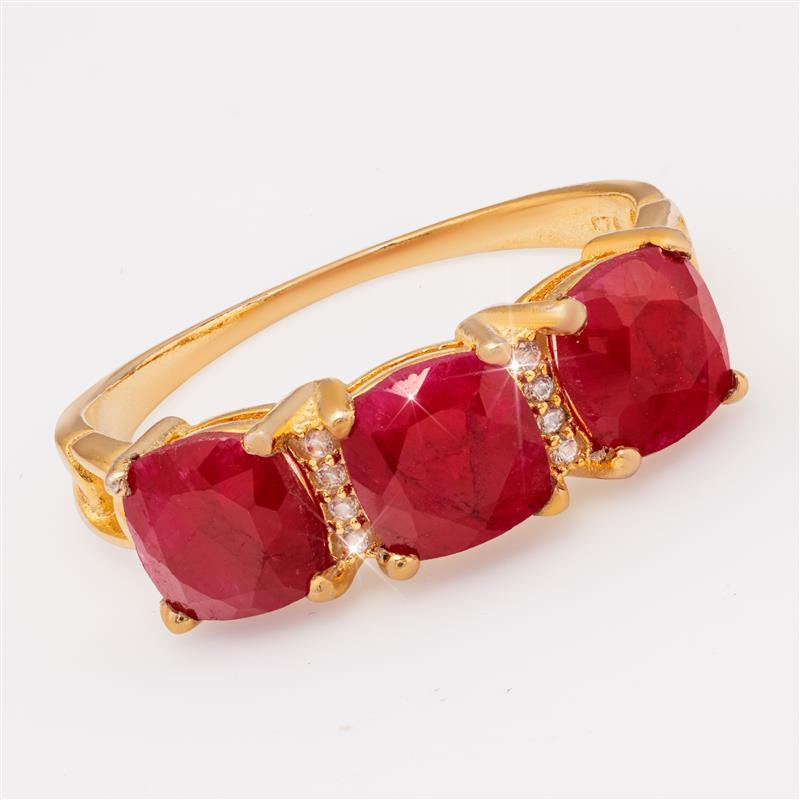 Excelsior Ruby Ring