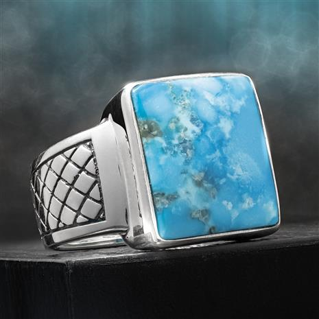 King of Turquoise Ring