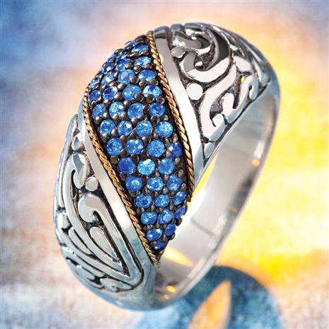 Melody Sapphire Ring