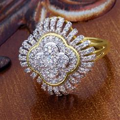 Candela Diamond Ring