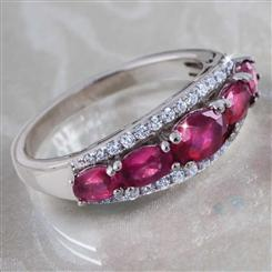 Amoris Ruby Ring