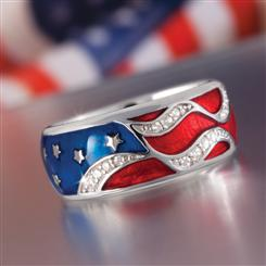 Star-Spangled Ring
