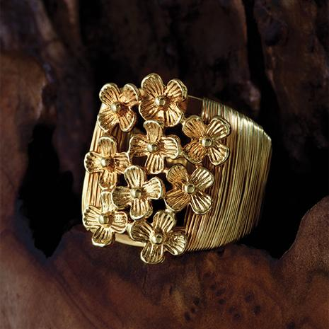 Floradore Ring