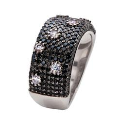 Stargazer DiamondAura Ring
