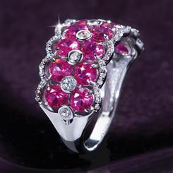 Elisa Scienza® Ruby Ring