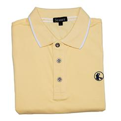 Stauer Luxury Yellow Polo