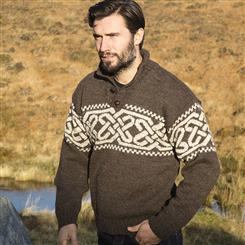 Fairisle Celtic Sweater