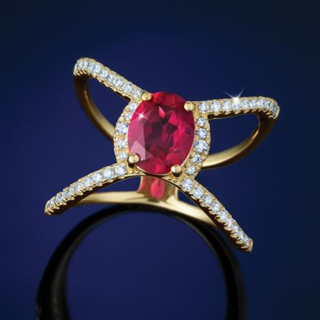 Red Hot Ring