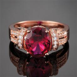 Pure Passion Scienza® Ruby Ring