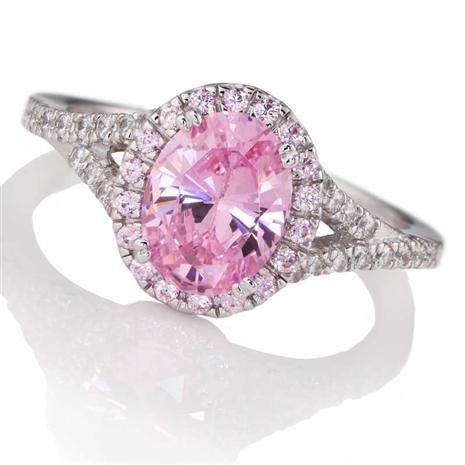 Priceless Pink Ring