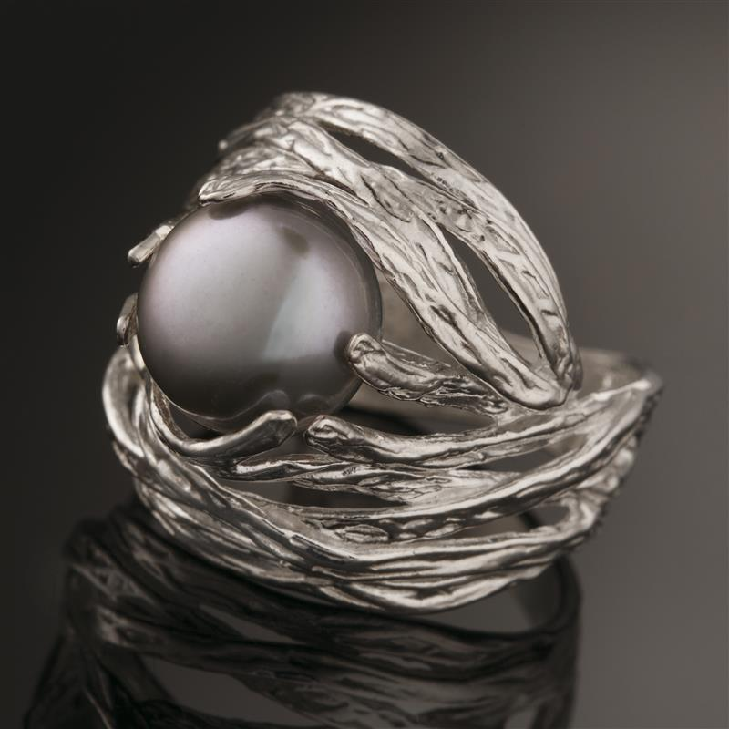 Holy Land Pearl Ring