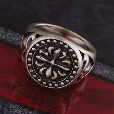 Mens Signature Ring