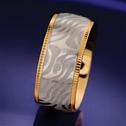 Mens Samurai Ring