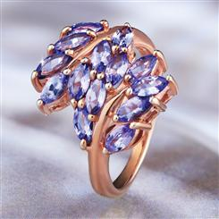 Bolt of Beauty Tanzanite