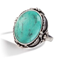Turquoise Sky Ring