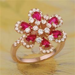 Perfect Petals Ring (3 ctw)