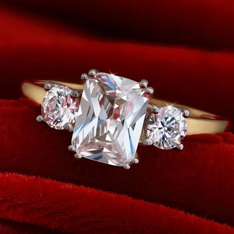 The American Princess Ring in 14K Gold