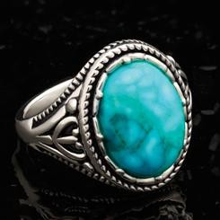 Turquoise Discovery Ring