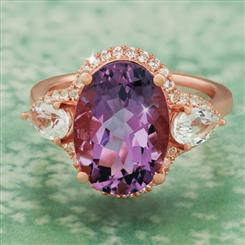 Imperial Amethyst Ring (6-1/3 ctw)