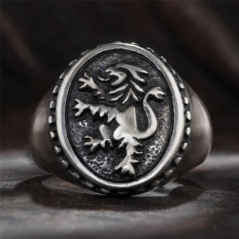 Men's Lionheart Ring
