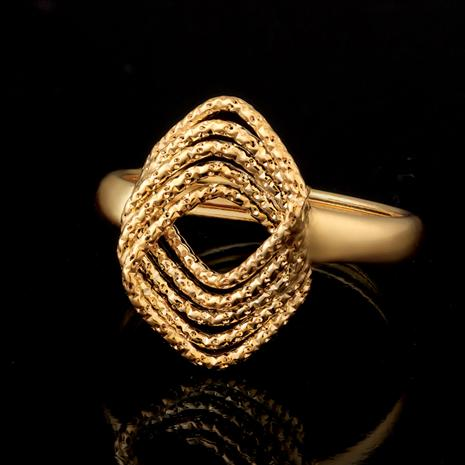14K Italian Gold Amore Eterno Ring